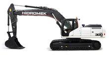 Tracked excavator HIDROMEK NMK3