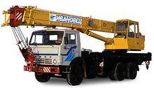 New Crane Ivanovets