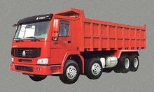 New Tipper HOWO ZZ33
