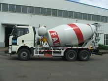 Truck mixer FAW J6 CA 5250 (6x4