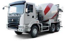 Truck mixer HANIA Sinotruk ZZ12