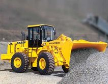 New Wheel Loader Hyu