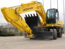 Wheel excavator Hidromek HMK 20