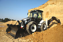 New Backhoe loader H