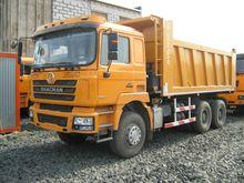 Dump truck SNACMAN F3000, 6x4