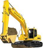 New Crawler excavato