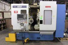 1999 Gleason TAG400 8-Axis CNC