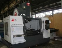 2012 Haas VF-3YT/50 Dual Pallet