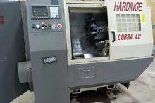 1996 Hardinge Cobra 42 2-Axis C