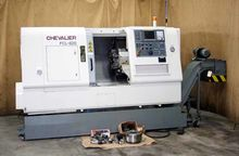 2007 Chevalier FCL-820 CNC Turn
