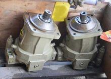 Bauer motor 2 unit hydraulic A6