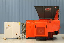 Weima WLK6S Vertical Wood Waste