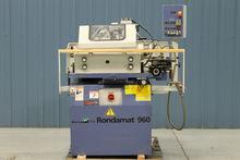 Weinig R-960 Profile Grinder -