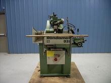 Weinig Rondamat R931 Profile Gr