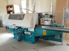 Wadkin GD220 Five Head Moulder