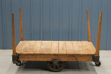Used Factory Cart in