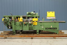 Schneider KM5N Five Head Moulde