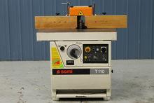 SCM T110A Single Spindle Shaper