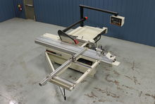 SCM SI400E Sliding Table Saw 91