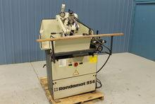 Used Weinig R-934 Pr