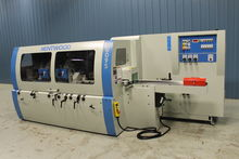 Kentwood M609S Six-Head Moulder