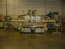 Komo VR1005TT Twin-Table CNC Ro