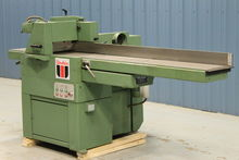 Wadkin PAR Four Sided Planer-Si