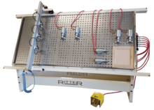 Ritter R275E/A Mini-Framer Fram