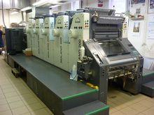 2007 Roland R 205 E Sheet-fed O