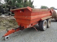 McCauley 14T Double Axle Dump T