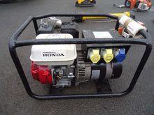 New 3.5KVA Honda Petrol Generat