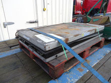Marco Hydraulic Lift Table