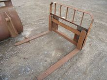 Skid Steer Loader Forks