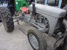 Ferguson TVO Tractor - Unfinish