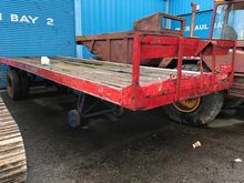 Brockhouse Single Axle Articula