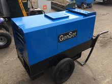 Genset Diesel 8KVA Welder/Gener