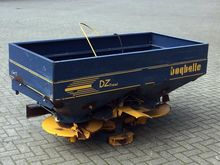 Bogballe DZ Trend 750 fertilize