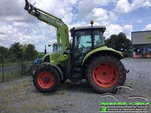 2008 Claas Arion 510