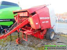 2001 Welger RP200