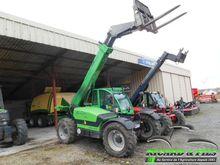 2010 Deutz-Fahr Agrovector 30.7