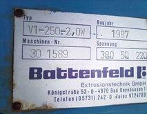 1987 BATTENFELD V1/250/2.0