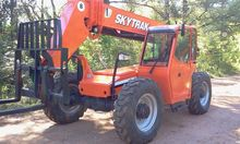 Used 2010 SKY TRAK 8
