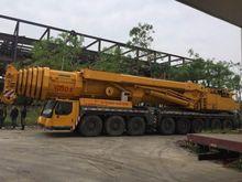 2011 Liebherr LTM1500 Hongkong