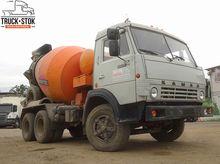 1990 KamAZ 55111 SB-159