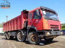 2008 FAW CA3312P2K2LT4E