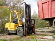 2005 Hyster H5.00 XM