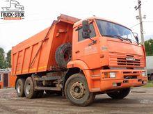 2012 KamAZ 6520