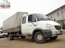 2013 GAZ 331063 Valdai