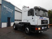 Used 1993 MAN 19.422
