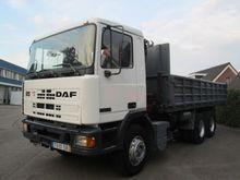 Used 1990 DAF 95 ATI